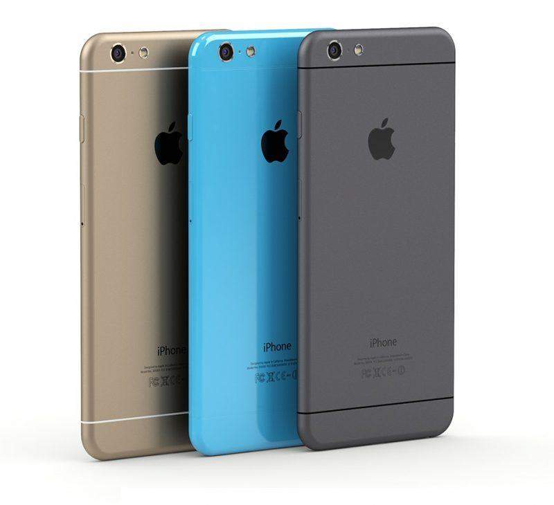Novo iPhone 6C terá carcaça de metal