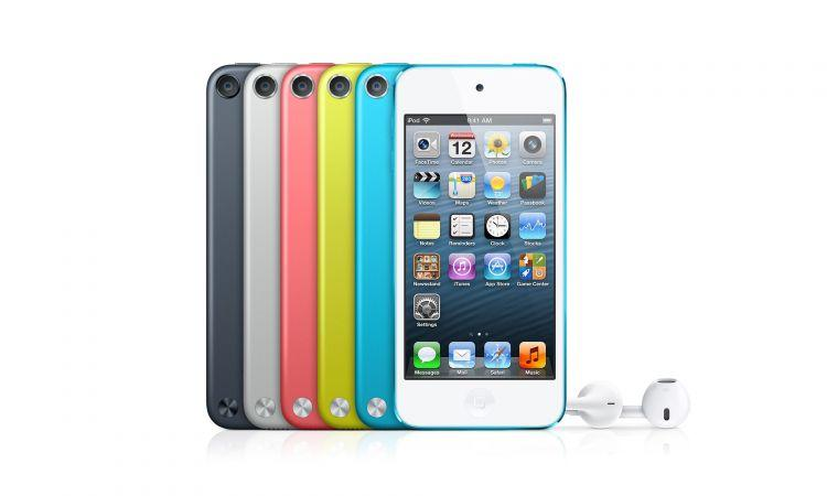 Apple anunciou o seu novo iPod Touch