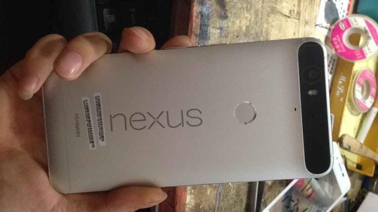 Nexus 6P será lançado entre a parceria do Google e Huawei