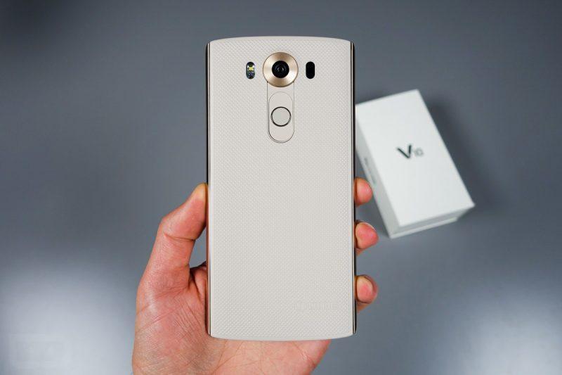 LG V10 – Novo smartphone traz inovações