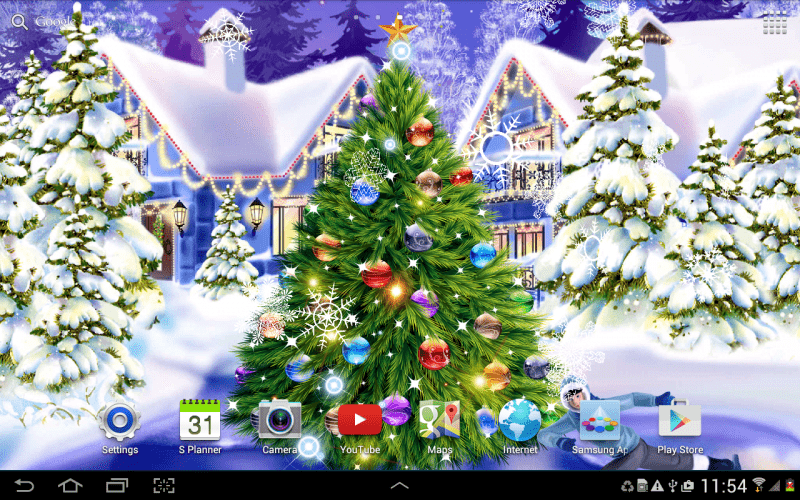 Dicas de apps para entrar no clima do Natal