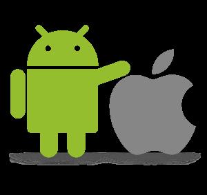 Usuários estão trocando o Android pelo iOS