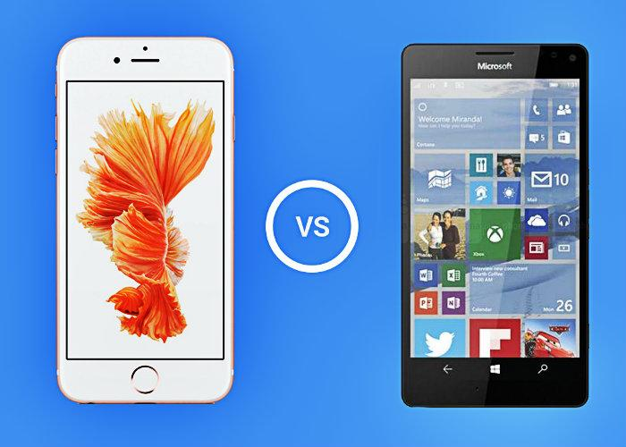 iPhone 6S Plus x Lumia 950 XL – Comparativo