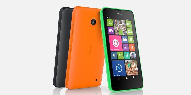 Lumia 630 não irá receber a atualização para o Windows 10 Mobile