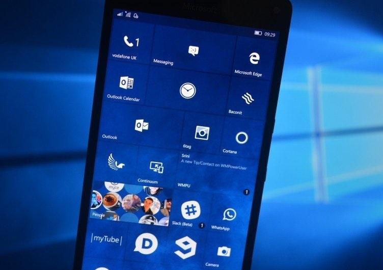 Lançamento do Windows 10 Mobile foi adiado para o final de fevereiro