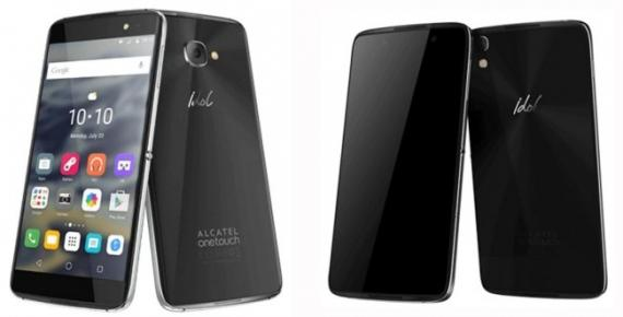 Alcatel lançou a 4ª geração de smartphones da linha Idol