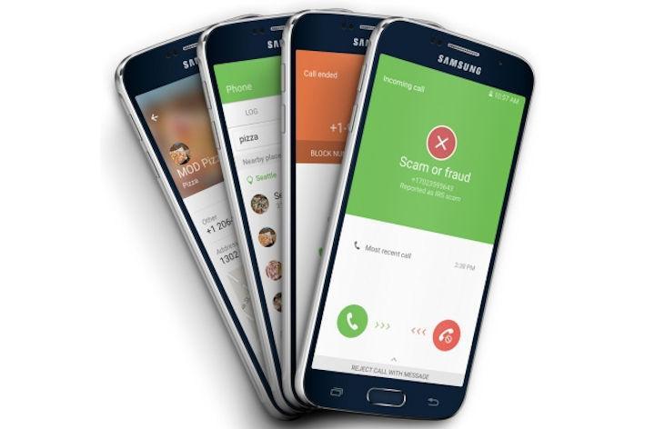 Samsung apresentou os smartphones Galaxy S7 e Galaxy S7 Edge
