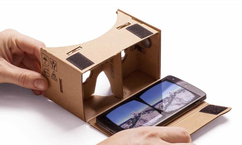 Google pretende lançar um dispositivo de realidade virtual mais avançado