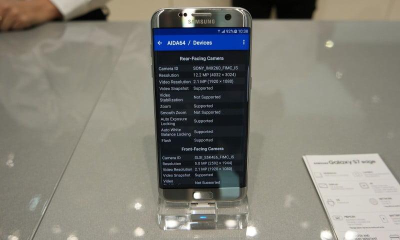 Samsung irá utilizar os novos sensores da Sony no Galaxy S7