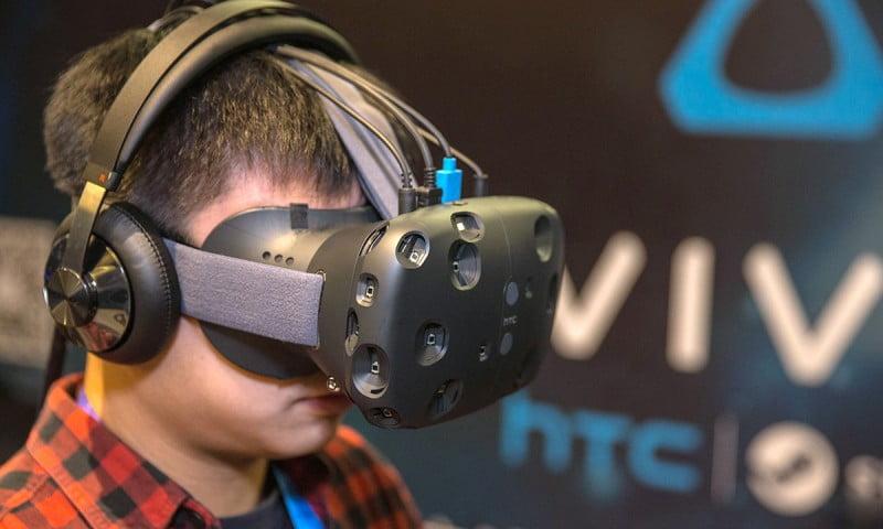 HTC lançará dispositivo de realidade virtual