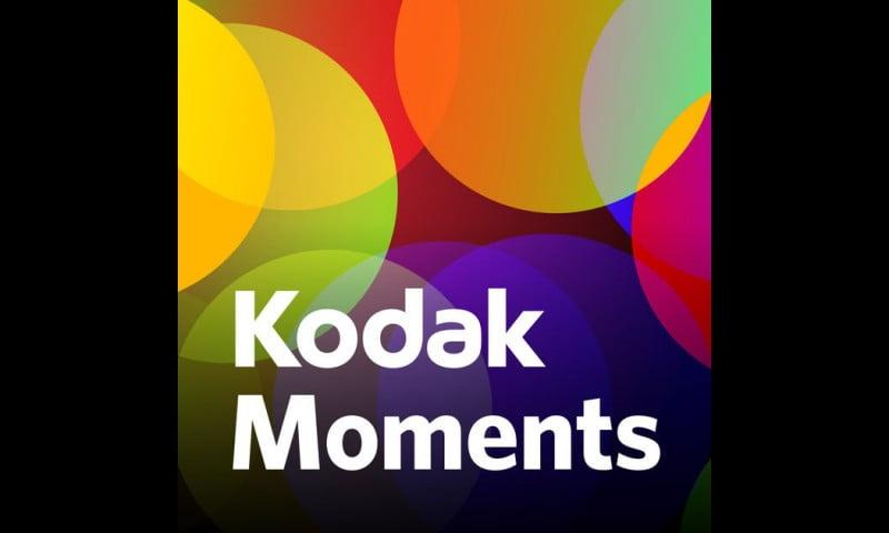 Kodak Moments permite armazenar e compartilhar fotos nas redes sociais