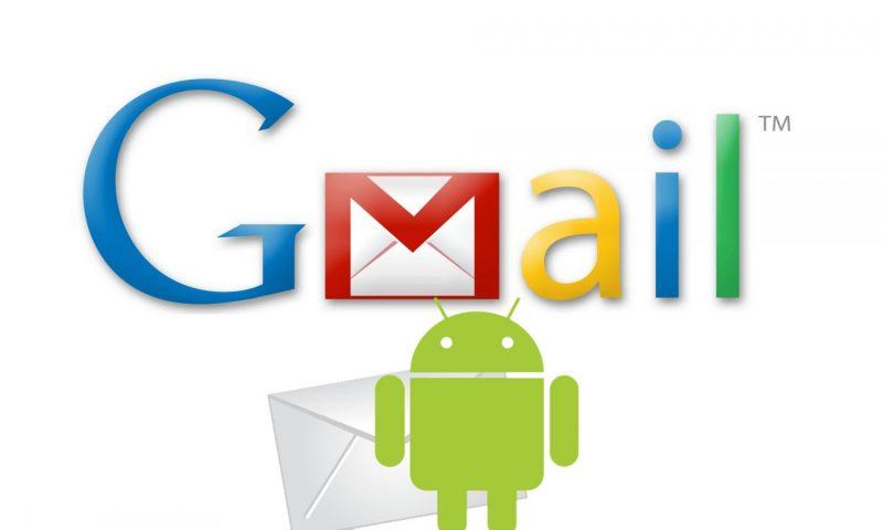 Gmail para Android ganha Sincronização com Microsoft Exchange