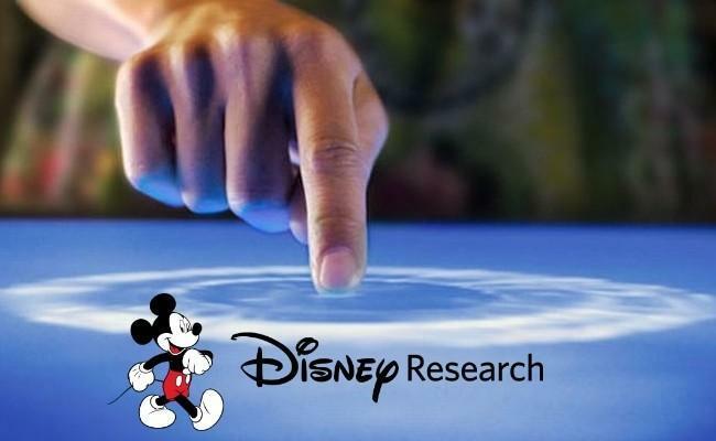 Disney Research recebe Prêmio por Aplicativo para Crianças