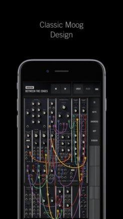 Moog Model 15 – Novo Aplicativo Sintetizador para iOS