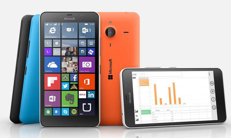 Microsoft Lumia 640XL Dual – Configurações e Preço