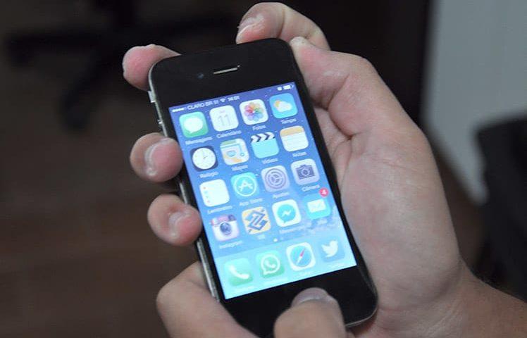 Como Tirar Print da Tela no iPhone
