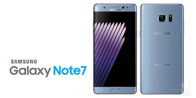 Fim do Galaxy Note7 – Samsung encerra produção do aparelho