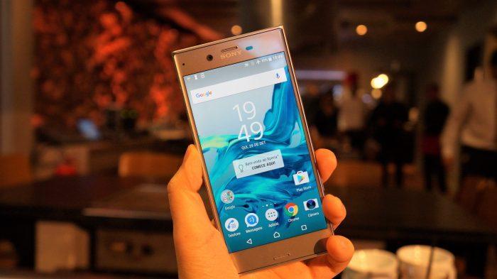 Sony lança no Brasil o smartphone Xperia XZ