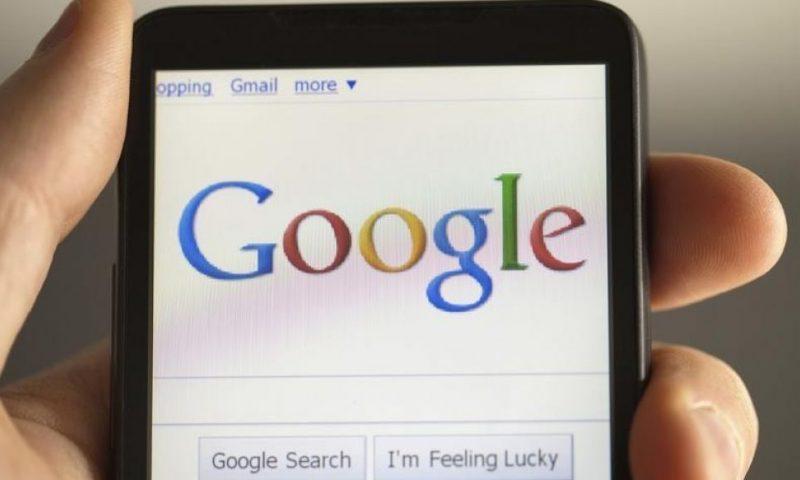 Como deletar informações pessoais do Google