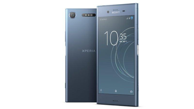 Sony Xperia XZ1 – Ficha Técnica, Lançamento