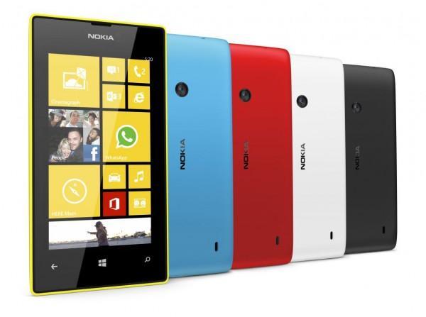 Nokia Lumia 520 – Características, Preços