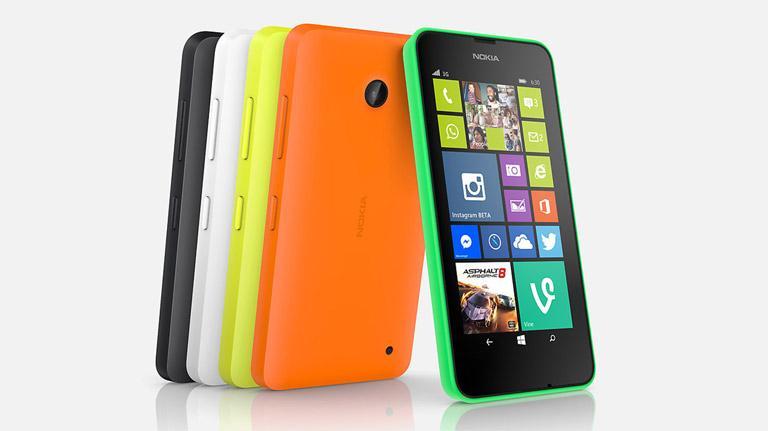 Nokia Lumia 630 – Especificações Técnicas, Características