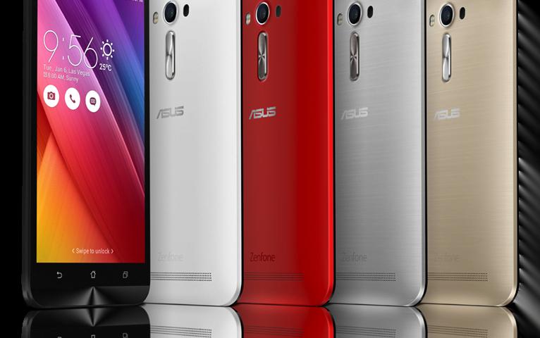 Asus Zenfone 2 Laser – Ficha Técnica, Características