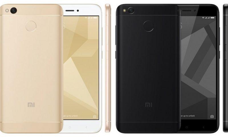 Xiaomi Redmi 4 – Especificações, Características