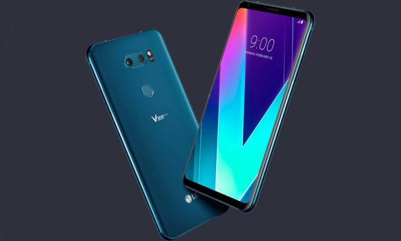 LG V30S ThinQ – Lançamento, Características
