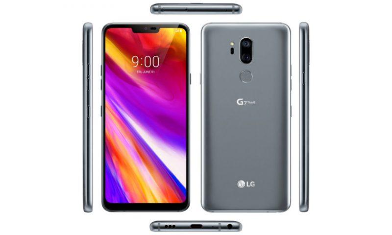 LG G7 ThinQ – Características, Especificações
