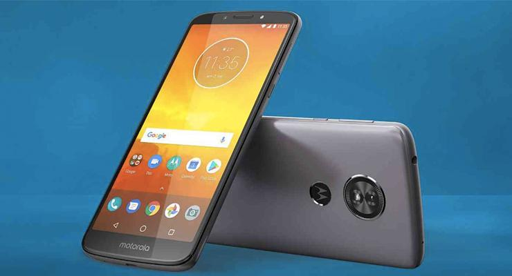 Review Motorola Moto E5 2018